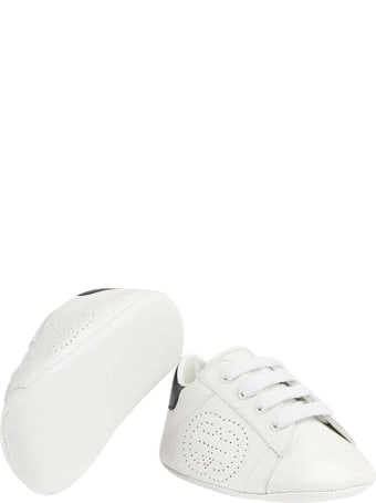 Gucci Sneakers White Gg Ace