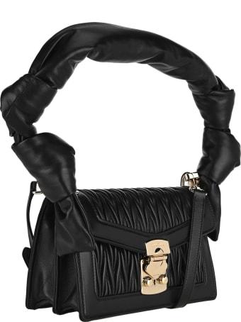 Miu Miu Confidential Matelassé Shoulder Bag