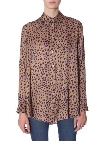 PS by Paul Smith Shirt With Animal Print