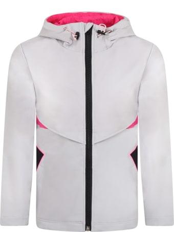 Sapopa Gray Sweatshirt For Girl