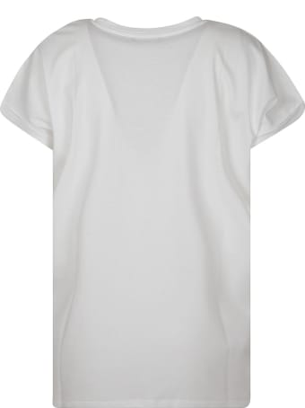 Balmain Logo Chest T-shirt
