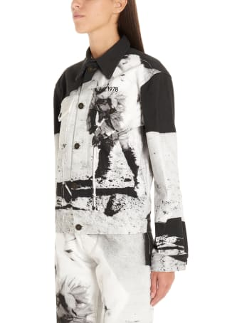 Calvin Klein 'moon Landings' Jacket