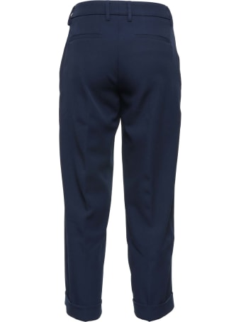 Re-HasH Re-hash Blue Trousers