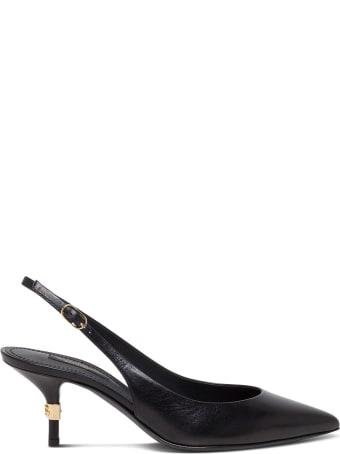 Dolce & Gabbana Leather Pumps