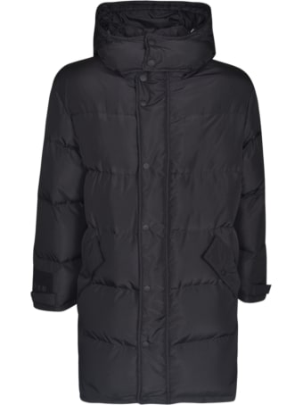 MSGM High-neck Padded Coat