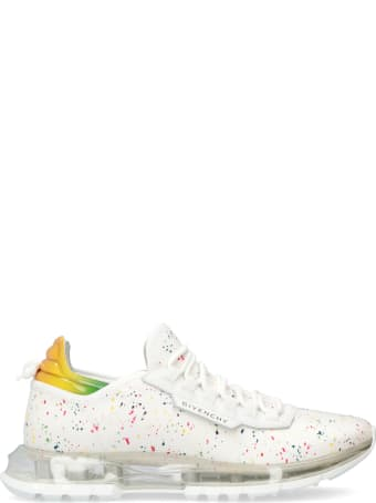 Givenchy Spectre Printed Fabric Sneakers