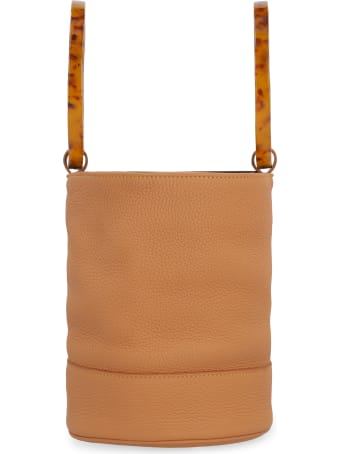 Simon Miller S804 Bonsai Leather Bucket-bag