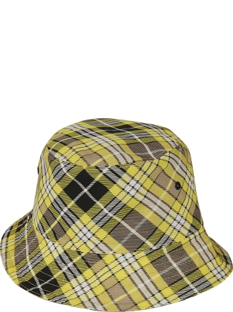 Burberry Giant Check Reversible Bucket Hat