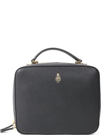 Mark Cross Black Laura Bag