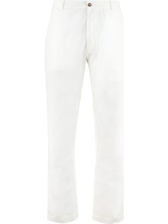 Universal Works Cotton-twill Bush-trousers