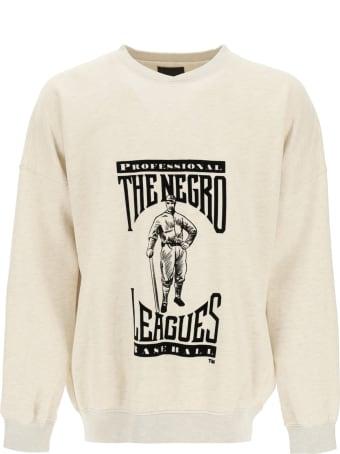 Fear of God Negro Leagues Flocked Sweatshirt