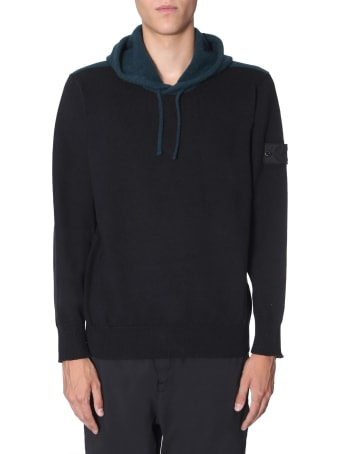 Stone Island Shadow Project Hooded Sweater