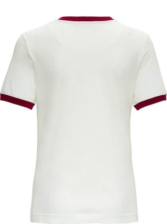 Dolce & Gabbana Jersey T-shirt With Print