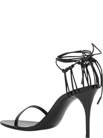 Saint Laurent Lexi Sandals