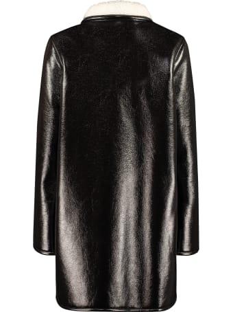 A.P.C. Poupee Faux Sheepskin Coat