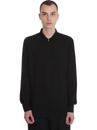 Our Legacy Knitwear In Black Cotton