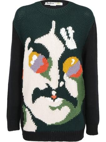 Stella McCartney John Lennon All Together Now Sweater