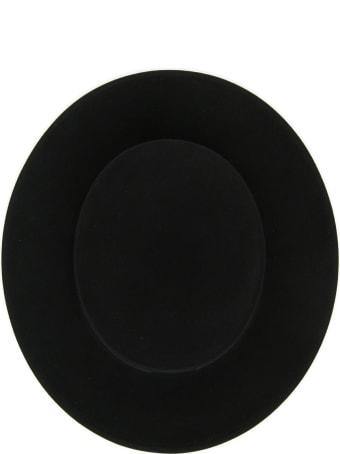 Maison Michel Kiki Wool Felt Hat