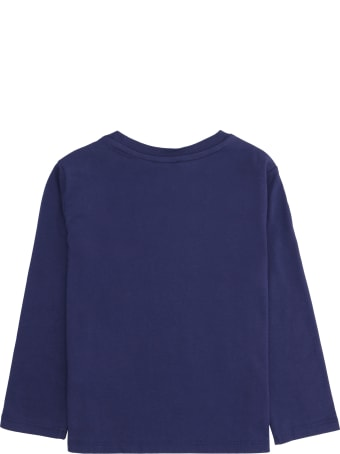 Kenzo Kids Printed Long-sleeve T-shirt