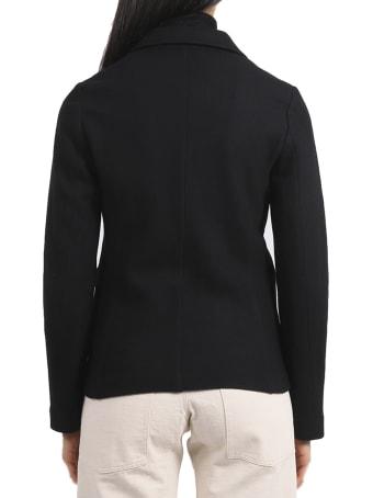 Barena Black Flora Rova Jacket