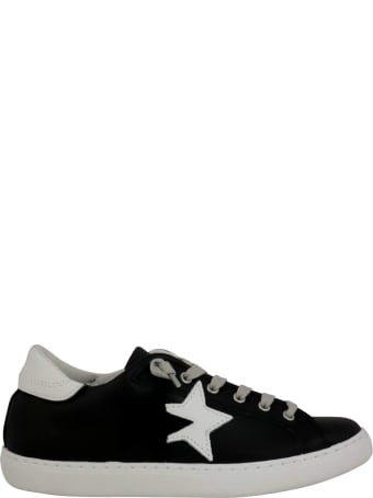 2Star 2star Laced Shoe