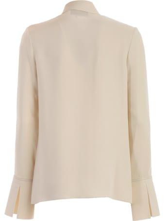 Joseph Shirt L/s Plain Silk