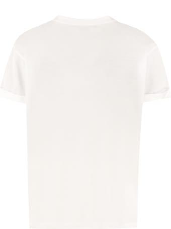 Stella McCartney Cotton Crew-neck T-shirt