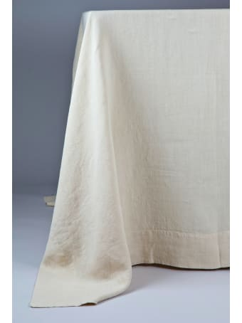 Once Milano Line Tablecloth With Large Border