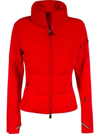 Moncler Logo Stamped Padded Jacket