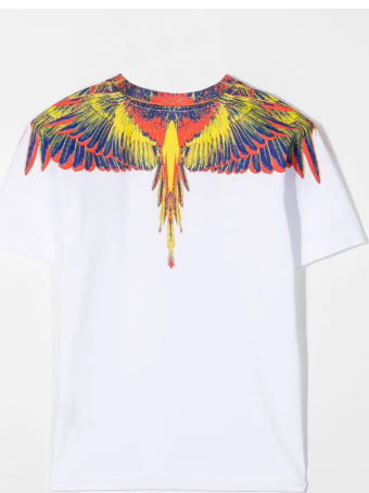 Marcelo Burlon T-shirt With Wings Print