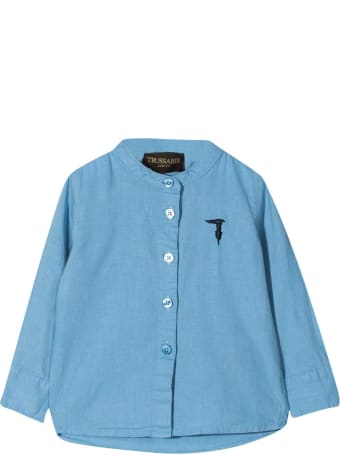 Trussardi Embroidered Shirt