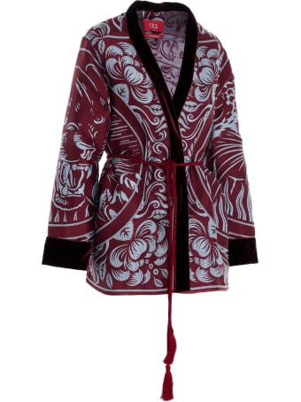 For Restless Sleepers 'teti 1' Kimono