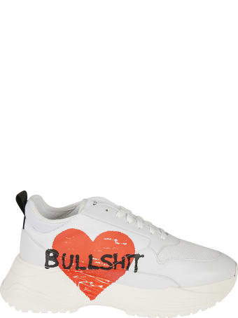 Philosophy di Lorenzo Serafini Sneakers Spray Me Heart Bullshit