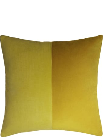 Lo Decor DOUBLE MUSTARD VELVET