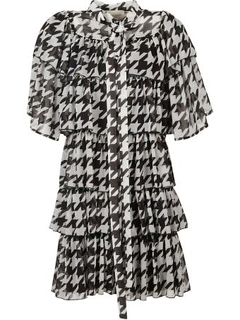Giuseppe di Morabito Star Print Dress