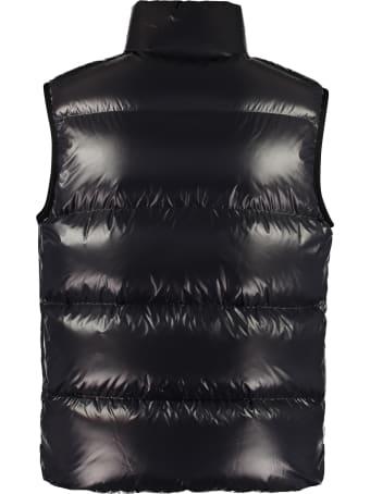Moncler Adrastea Padded Shiny Nylon Vest