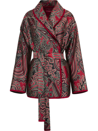 For Restless Sleepers 'urania' Dressing Gown