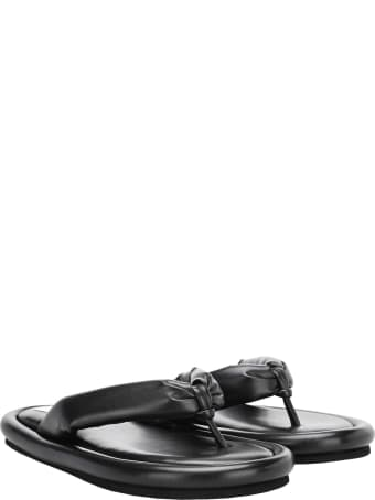 MM6 Maison Margiela Mm6 Padded Sandals