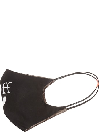 Off-White Off-hand Logo Simple Mask