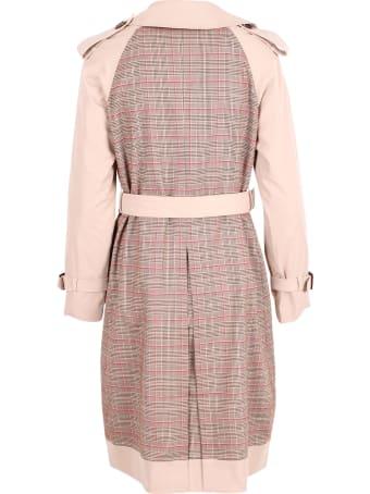 Jovonna London 'taralita' Polyester Trench Coat