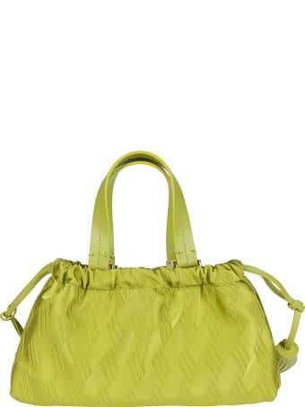The Attico Green Mini Bag