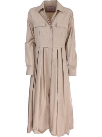 Bagutta beige dress