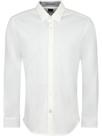 Hugo Boss Cotton Piqué Shirt