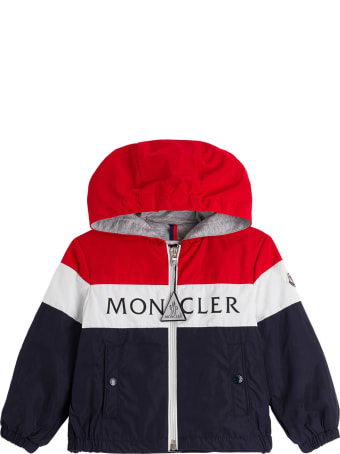 Moncler Dard Red White And Blue Down Jacket