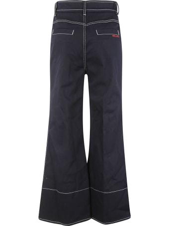 Miu Miu Drill Stretch Jeans