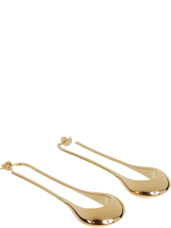 Lemaire Long Drop Earrings