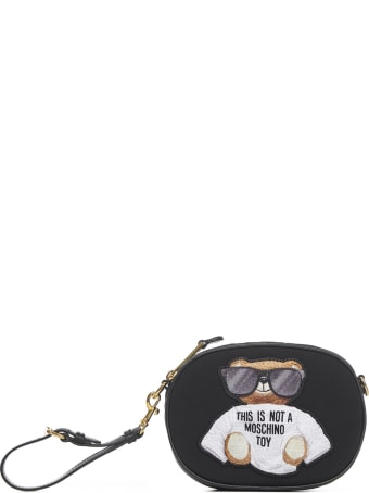 Moschino Teddy Belt Bag