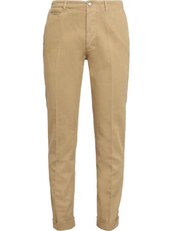 Golden Goose Cotton Twill Chino Trousers