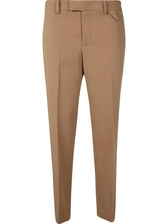 Bottega Veneta Sharp Gabardine Trousers