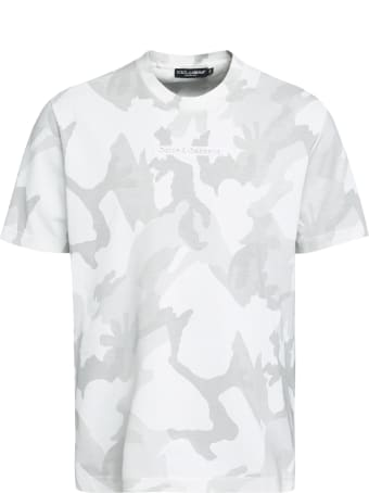 Dolce & Gabbana Cotton Crew-neck T-shirt